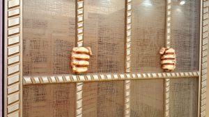 Алюминиевый профиль для шкафа купе эмаль с декоративной накладкой Чебоксары