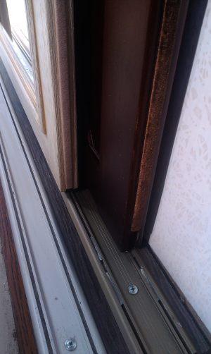 Двери массив на нижней направляющей Чебоксары