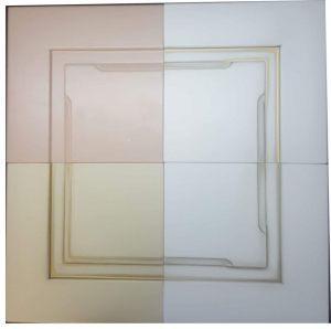 Фасады МДФ эмаль+патина с фигурной фрезеровкой Чебоксары