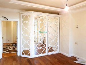 Двери с фигурной филенкой, эмаль Чебоксары